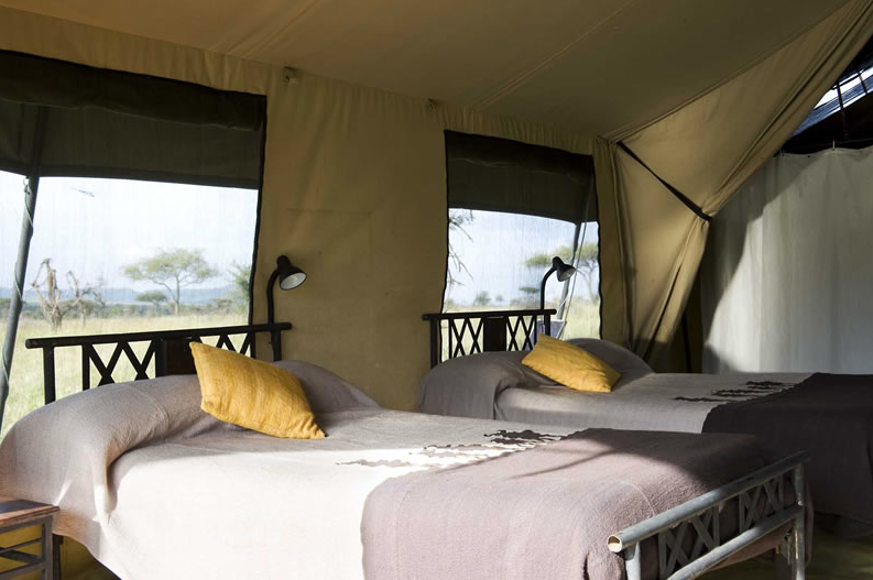 Exclusive Mobile Camps, Tanzania